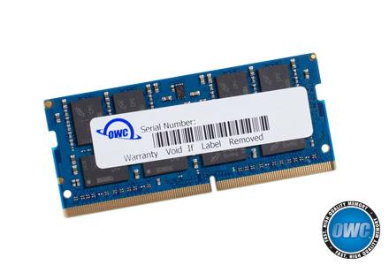 OWC DDR4 PC21300 2666MHz SODIMM - 8GB