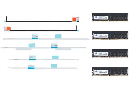 OWC DDR4 PC21300 2666MHz RDIMM 64GB iMac Pro Kit (4 x 16GB)
