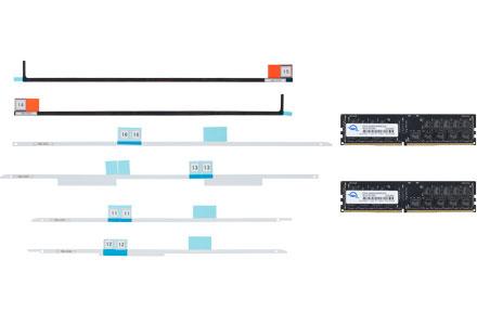 OWC DDR4 PC21300 2666MHz LRDIMM 128GB iMac Pro Kit (2 x 64GB)