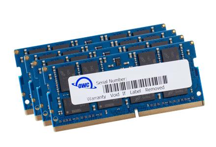 OWC DDR4 PC21300 2666MHz SODIMM - 128GB (4 x 32GB)