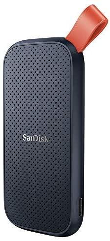 SanDisk Extreme Portable 1TB USB-C & USB 3 External SSD