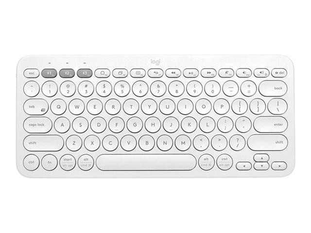 Logitech K380 Wireless Keyboard UK Mac/iOS/Android/Windows