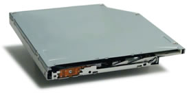 REFURB Super-Slim 9.5mm IDE SuperDrive for MacBook, MacBook Pro 15
