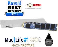 OWC Mercury Aura Pro & Envoy Enclosure MacBook Air L10/M11 - 250GB SSD
