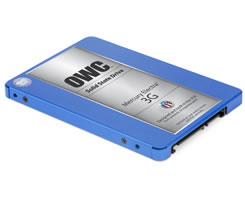 OWC Mercury 500GB Electra 3G with 2.5 to 3.5 adaptor SATA 300 SSD