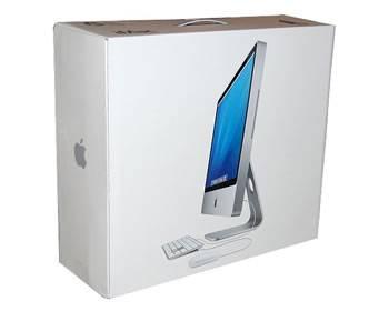 Collection Service - iMac with box provided