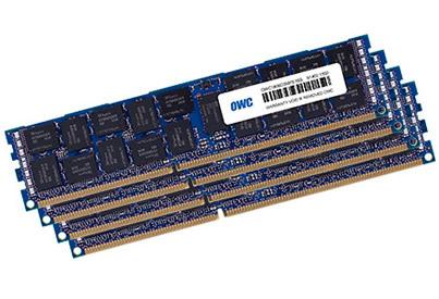 OWC 64GB Kit (4 x 16GB) DDR3 1866MHz PC14900 ECC REG DIMM RAM for Mac Pro Late 2013