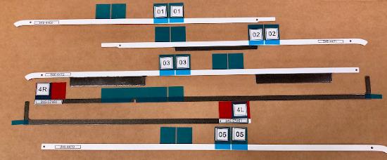 iMac 21.5in 2012 & Later VHB Display Tape Repair Kit