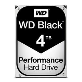 Western Digital Caviar Black 4TB 7200RPM SATA 600 256MB