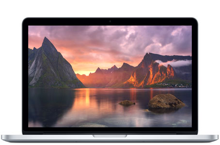 Refurb MacBook Pro Retina 13in Early 2015, 2.7GHz Core i5, 8GB RAM, 120GB SSD Grade B