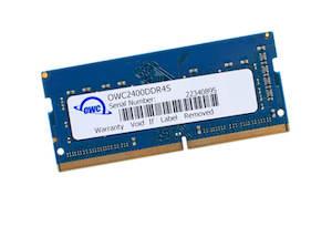 OWC DDR4 PC19200 2400MHz SODIMM - 8GB