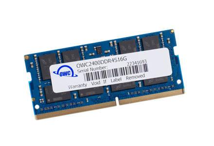 OWC DDR4 PC19200 2400MHz SODIMM - 16GB